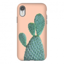 iPhone Xr  Cactus Watercolor by Alemi