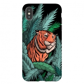 iPhone Xs Max  As the tiger emerged from the jungle by