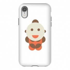 iPhone Xr  cute kiddy by TMSarts