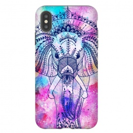 iPhone Xs Max  Bright Days by Rose Halsey (colorful,mandala,elphant,elaphnats,boho,hippie,love)