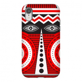 iPhone Xr  illuminati tribal mask by TMSarts