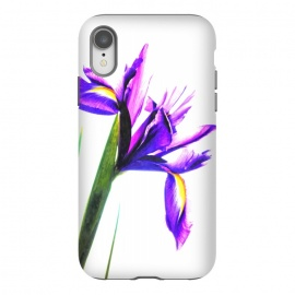 iPhone Xr  Iris Illustration by