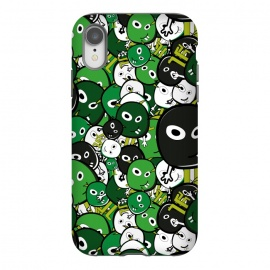 iPhone Xr  green monsters by
