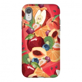 iPhone Xr  TuttiFrutti by Diana Guedez