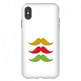 mustache colors by TMSarts
