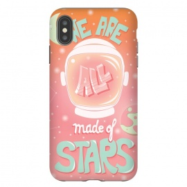 iPhone Xs Max  We are all made of stars 003 by Jelena Obradovic