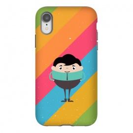 iPhone Xr  businessman by
