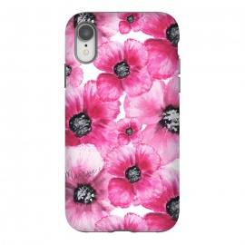 iPhone Xr  Flores Fux by