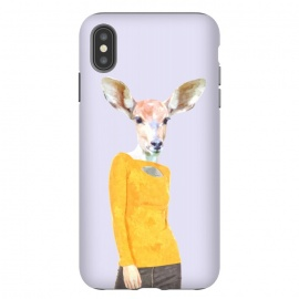 iPhone Xs Max  Fashionable Antelope Illustration by Alemi