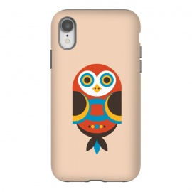 iPhone Xr  abstract Owl by TMSarts