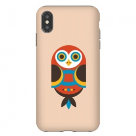 iPhone Xs Max  abstract Owl by TMSarts