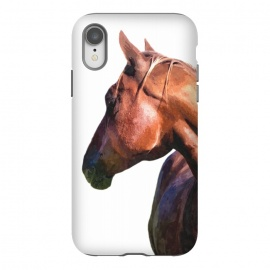 iPhone Xr  Horse Portrait by Alemi