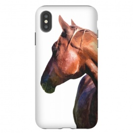 iPhone Xs Max  Horse Portrait by Alemi