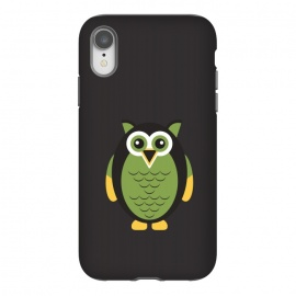 iPhone Xr  fat Owl by TMSarts