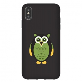 iPhone Xs Max  fat Owl by TMSarts