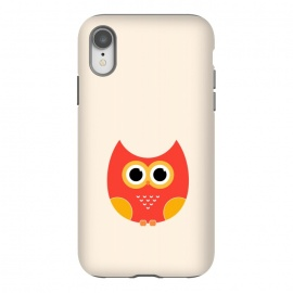 iPhone Xr  Owl Cartoon by TMSarts