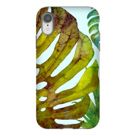 iPhone Xr  Prepared Monstera by Creativeaxle