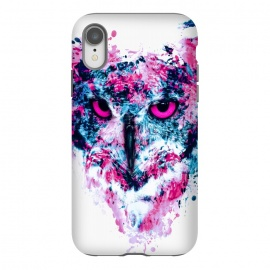 iPhone Xr  Owl IV by Riza Peker