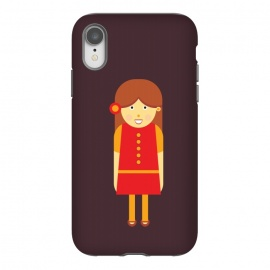iPhone Xr  baby girl casual by TMSarts