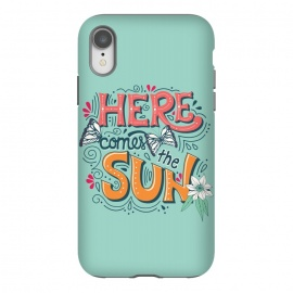 iPhone Xr  Here Comes The Sun 001 by Jelena Obradovic