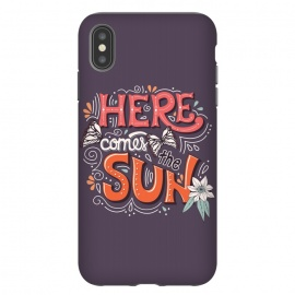 iPhone Xs Max  Here Comes The Sun 002 by Jelena Obradovic