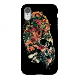 iPhone Xr  Snake and Skull by Riza Peker (skull,snake,tattoo,art)