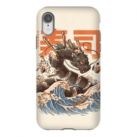 iPhone Xr  Great Sushi Dragon  by Ilustrata