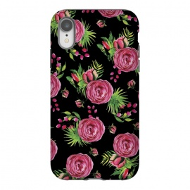 iPhone Xr  Rose in Paradise Blanck by Rossy Villarreal