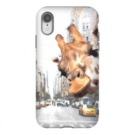 iPhone Xr  Selfie Giraffe in NYC by