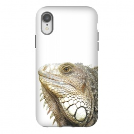 iPhone Xr  Iguana Portrait by Alemi
