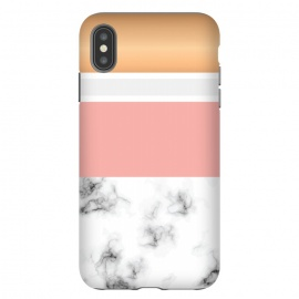 iPhone Xs Max  Marble III 021 by Jelena Obradovic