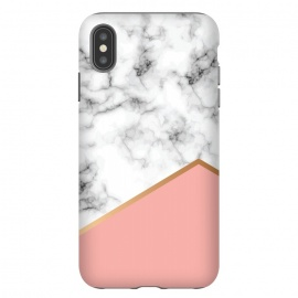 iPhone Xs Max  Marble III 076 by Jelena Obradovic