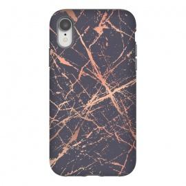 iPhone Xr  Copper Splatter 001 by