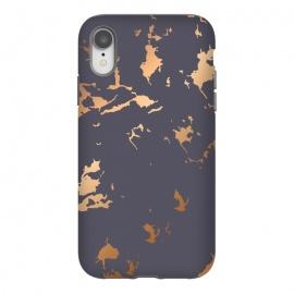 iPhone Xr  Golden Splatter 001 by