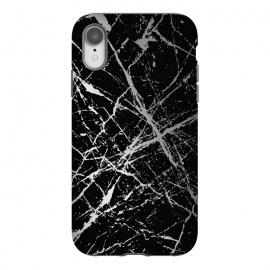 iPhone Xr  Silver Splatter 003 by