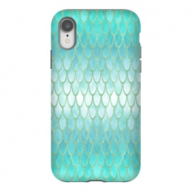 iPhone Xr  Pretty Mermaid Scales 03 by Angelika Parker