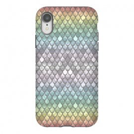 iPhone Xr  Pretty Mermaid Scales 11 by Angelika Parker