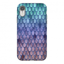 iPhone Xr  Pretty Mermaid Scales 99 by Angelika Parker