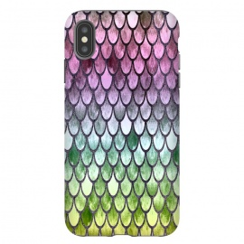 Pretty Mermaid Scales 119 by Angelika Parker