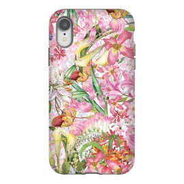 iPhone Xr  Flower Jungle by
