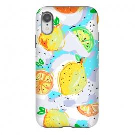 iPhone Xr  Lemon Crush by  (lemon, lemons, summer, fresh, food, fruit)