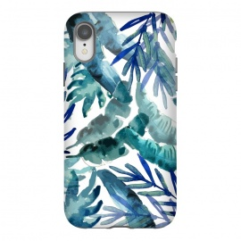 iPhone Xr  Tropical Mix White by MUKTA LATA BARUA