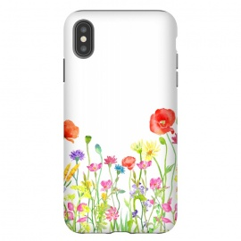 Summer Flower Meadow by Utart