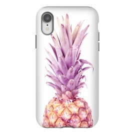 iPhone Xr  Violet Pineapple by Alemi