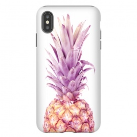iPhone Xs Max  Violet Pineapple by Alemi