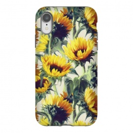 iPhone Xr  Sunflowers Forever by Micklyn Le Feuvre