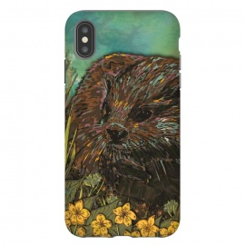 iPhone Xs Max  Otter by Lotti Brown