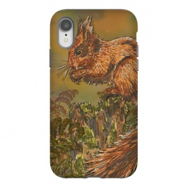 iPhone Xr  September Squirrel by Lotti Brown