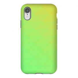iPhone Xr  yellow green shades by MALLIKA
