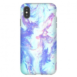 iPhone Xs Max  1815 by Ashley Camille (marble,paint,painting,painted,textured)